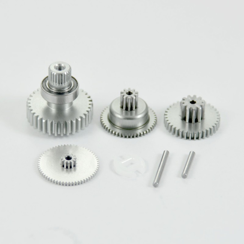 DS/HV1230 Servo Metal Gears Package