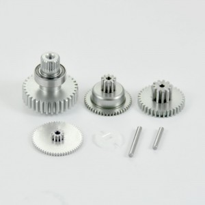 DS/HV1240 Servo Metal Gears Package