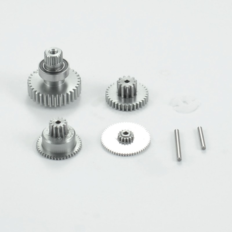 DS/HV1250 Servo Metal Gears Package